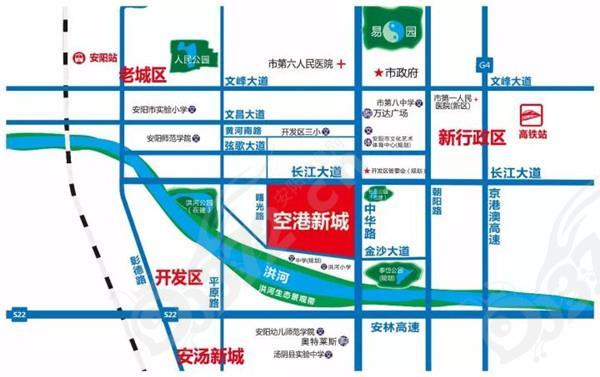 空港业主,你家门口约360亩泰岱公园规划曝光 -安阳空港新城快讯